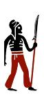 Infantería con falcata auxiliar