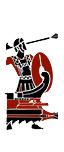 罗马式弓箭五桡舰 - 辅助轻盾步兵