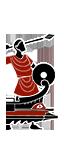 罗马式弓箭三桡舰 - 征召兵