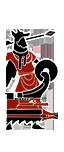 Kwinkwerema miotająca - Velites