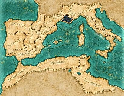 Massalia (Hannibal at the Gates)