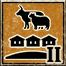 Landwirtschaftliche Siedlung