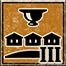 Roman Small Town (Glassware)