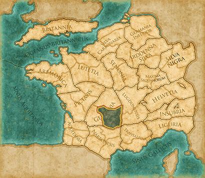 Arverni (Caesar In Gaul)