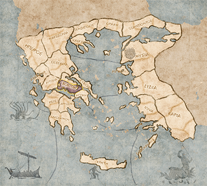Boiotian League (Wrath of Sparta)