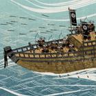 Pirate Medium Ship