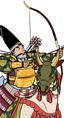 Cavalleria yabusame di Yoritomo