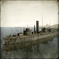 Ironclad - Roanoke class