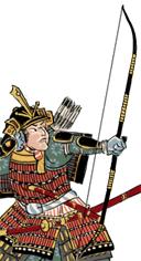 Bow Samurai