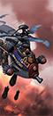 Nebeské kladivo (gyrobombardér)