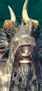 Vřeštící šaman (smrt)