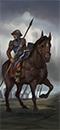 Mounted Yeomen