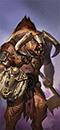 칼켄가르드의 도살자(미노타우르스 - 방패)