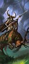 Wilde Jäger des Kurnous (Wilde Jäger - Schild)