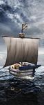 Буканьерский корабль - Крестьяне с луками