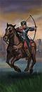 Стражи Монтфорта (конные йомены-лучники)