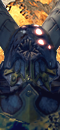 Lord czarownik Chaosu (Ogień)
