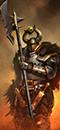 Guerreiros do Caos (Alabardas)