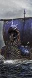 Norscan Longship - Chaos Warriors