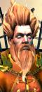 Hechicero Brillante (Caballo de Guerra con barda)