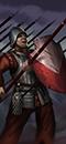 Lanceros (escudos)