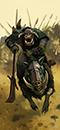 Orc Boar Boy Big 'Uns
