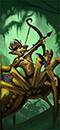 Deff Ürpertenleri (Orman Goblini Örümcek Süren Okçuları)