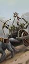Goblin Kurtlu Savaş Arabası