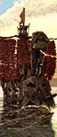 Troglodita - Orc Chefe de Guerra