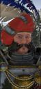 General (Barded Warhorse)