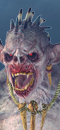 Rei Carniçal Strigoi (Terrospírito)