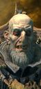 Mestre de Necromancia (Corcel Negro com Barda)