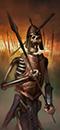 Lancieri scheletrici