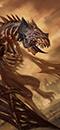 Skrzydlaty maszkaron