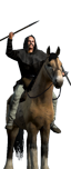 Mercenary Germanic Mounted Brigands