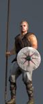 Mercenary Gothic Pikemen