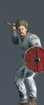 Mercenary Nordic Skirmishers