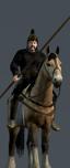 Söldner der sächsischen Lanzenträger