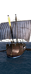 Liburna con artiglieria - Equipaggio d'artiglieria nordico mercenario
