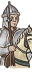 Mercenary Byzantine Cavalry