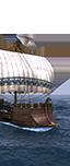 Angriffs-Kondura - Slawische leichte Schiffer