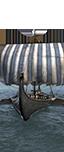 Drekkar Dragonship - Chosen Norse Marauders