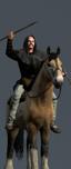 Конные германские разбойники