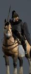 Знатные германские конники