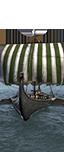 Большой драккар - Франкские моряки