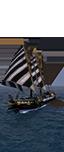 Dromonarion Galley - Desert Corsairs