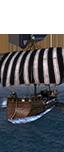 Liburnian Galley - Desert Heavy Corsairs
