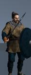 Piktische Schwertkämpfer