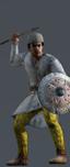 Курдские метатели дротиков