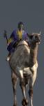 Согд. налетчики на верблюдах